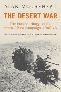 THE DESERT WAR The Classic Trilogy on the North African Campaign 1940-43. Review by Mark Barnes - http://www.warhistoryonline.com/reviews/desert-war-classic-trilogy-north-african-campaign-1940-43-review-mark-barnes.html