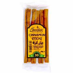 Cinnamon Sticks - Greenfields. Buy Cinnamon Sticks online from Spices of India - The UK's leading Indian Grocer. Free delivery on Cinnamon Sticks - Greenfields (conditions apply).