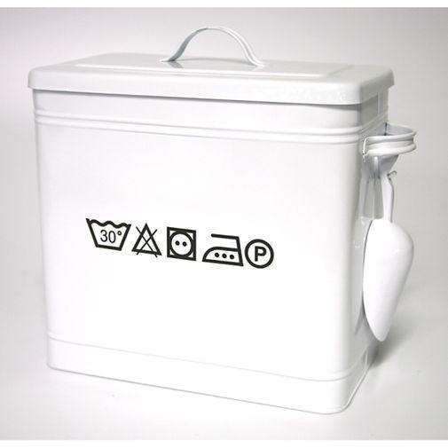 Sam tvättmedel box i gruppen Heminredning / Förvaring / Lådor & småförvaring hos Chilli AB (12015GY)