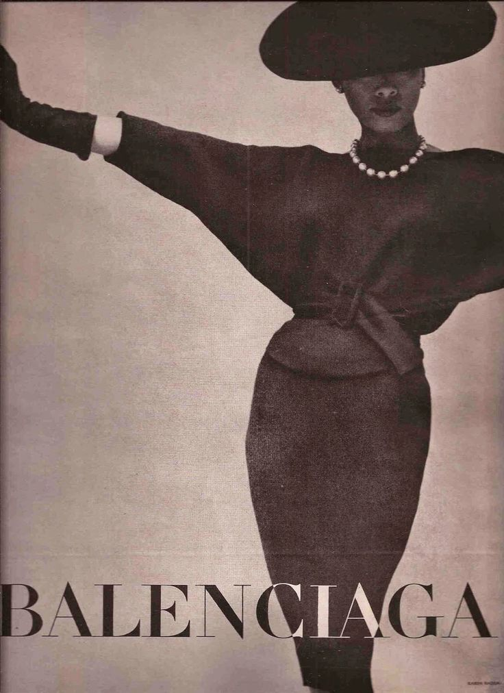 1963 Balenciaga - Winter