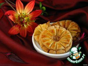 Слоeное творожное тесто  и варианты выпечки из него