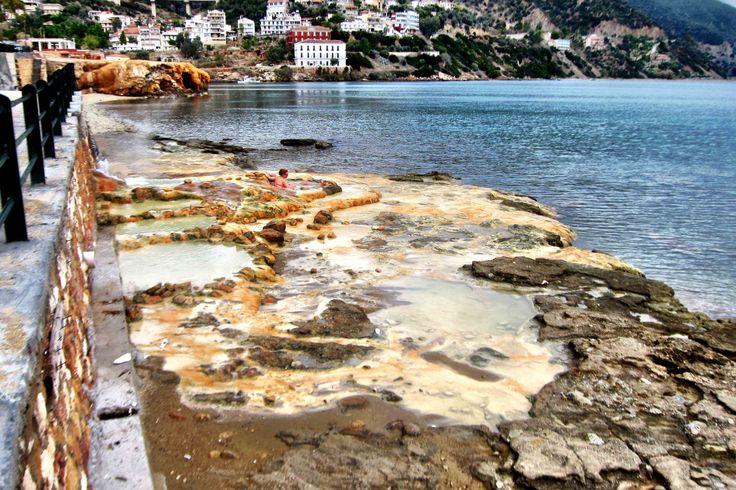 Natural #thermal springs, #ThermaeSyla