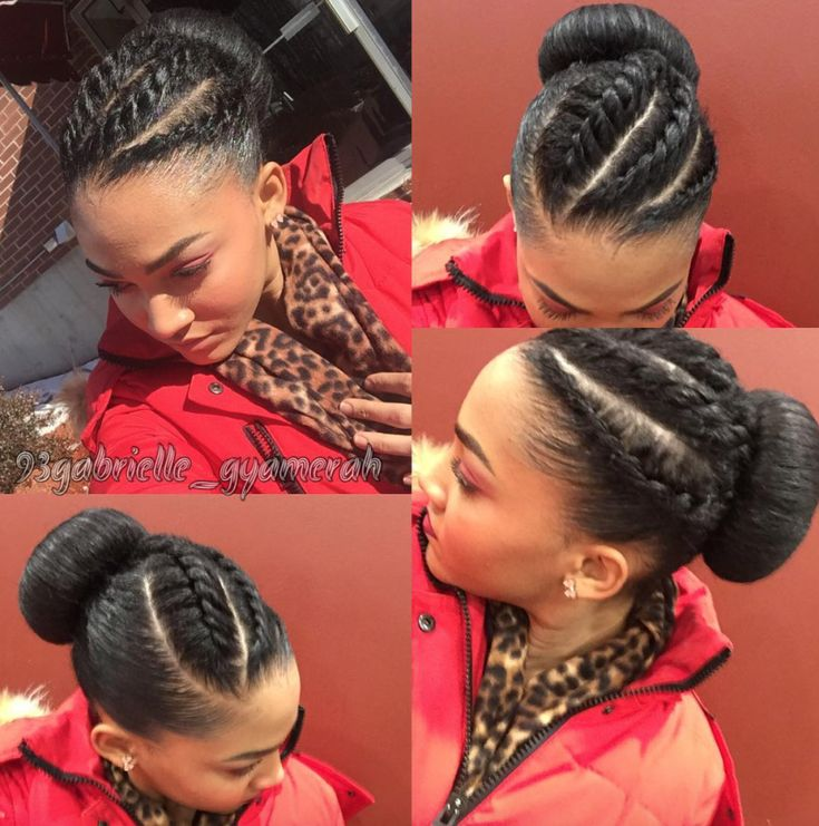 Fantastic 1000 Ideas About Natural Protective Hairstyles On Pinterest Short Hairstyles Gunalazisus