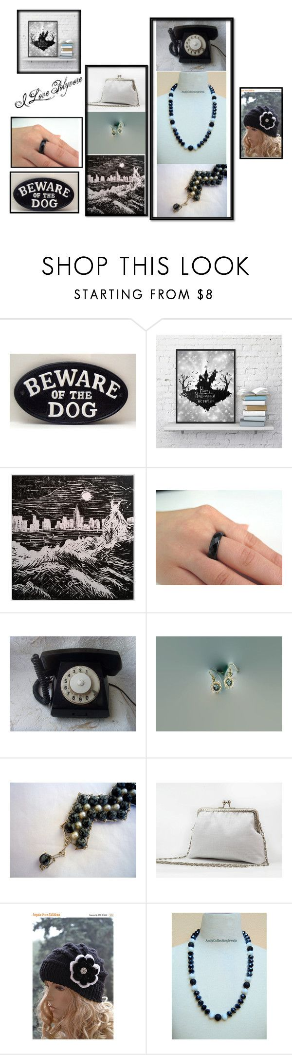 etsy by andycollectionjewels on Polyvore