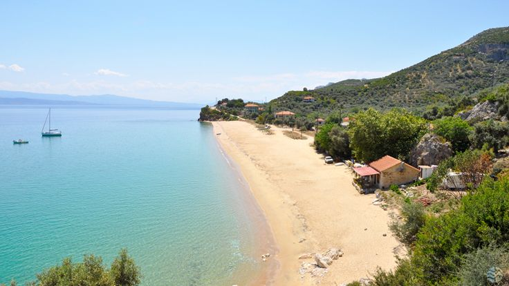 Mikro Beach, South Pelion #beach #amazing #exotic #Greece