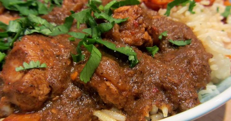 Slimming World Delights: No Butter Chicken Curry