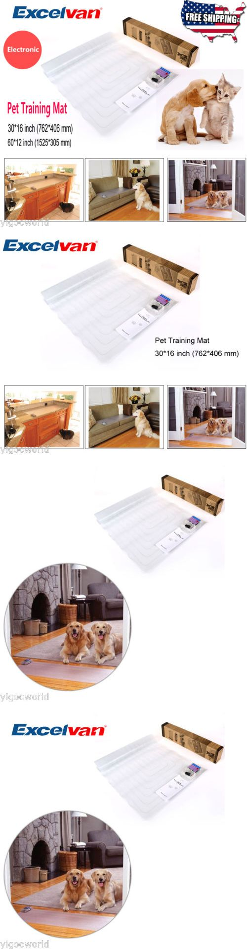 House Training Pads 146243: Indoor Electronic Pet Puppy Dog Cat Training Shock Scat Mat Pad Sofa Protection -> BUY IT NOW ONLY: $30.39 on eBay!