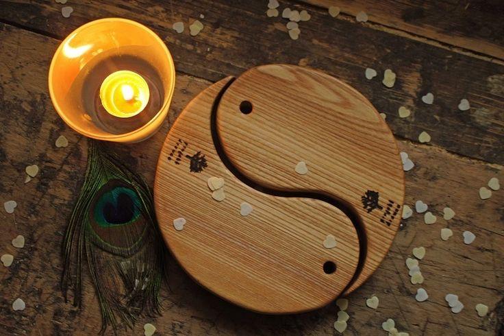 Drewniana deska, podkładka HARMONIA! Zaskocz swojego partnera w kuchni:)  http://bogatewnetrza.pl/pl/p/Deska-sniadaniowa%2C-zestaw-podkladek-HARMONIA/377#prettyPhoto