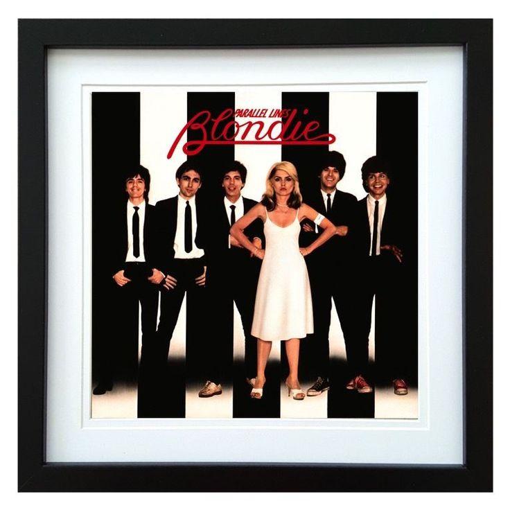 Blondie | Parallel Lines Album | ArtRockStore