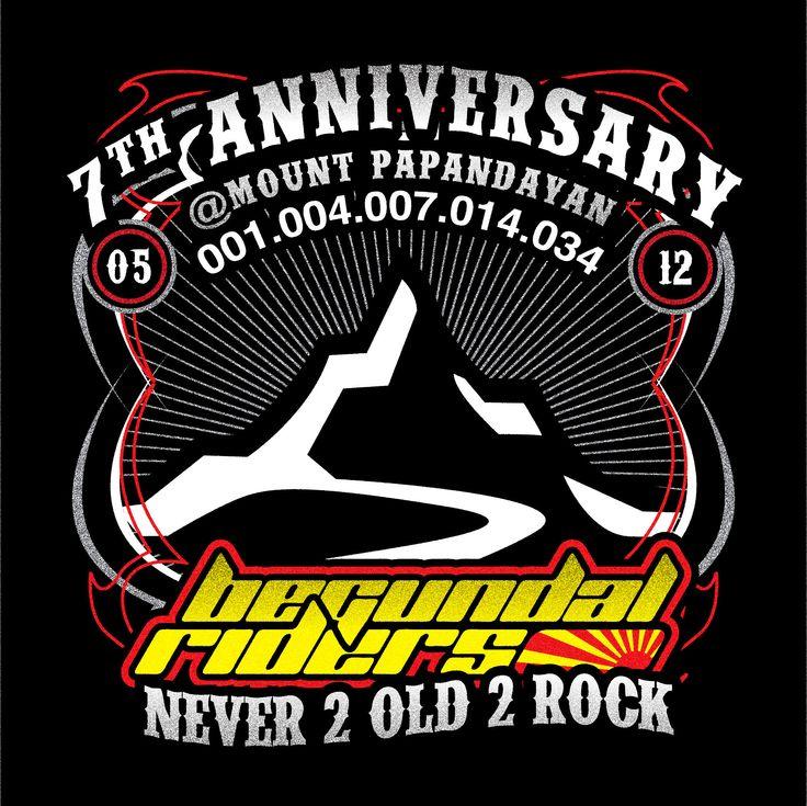 Begundal Riders Anniversary