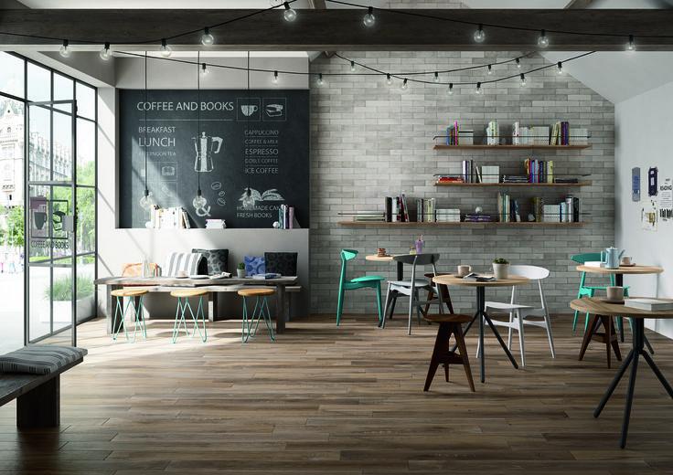 #Marazzi | #Treverkmade | #Terramix | #contract | #floortiles | #walltiles | #woodeffect