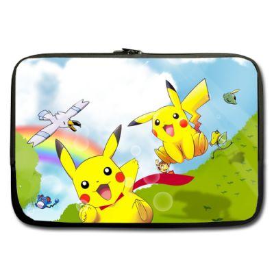 "Lovely Pikachu Pokemon Sleeve for 15"" MacBook Pro"