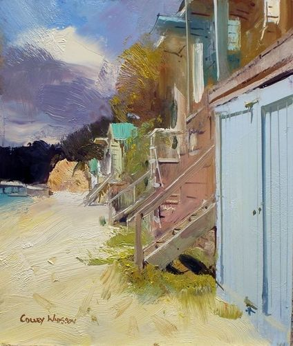 Colley Whisson / Archival Oils / Gallery / Chroma