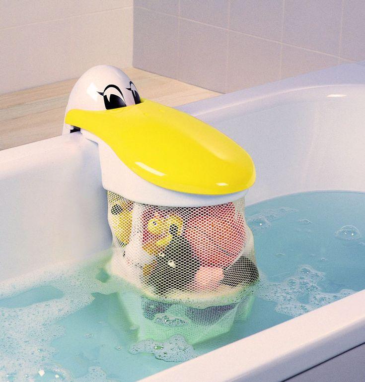 Pelican Bath Toy Storage Pouch