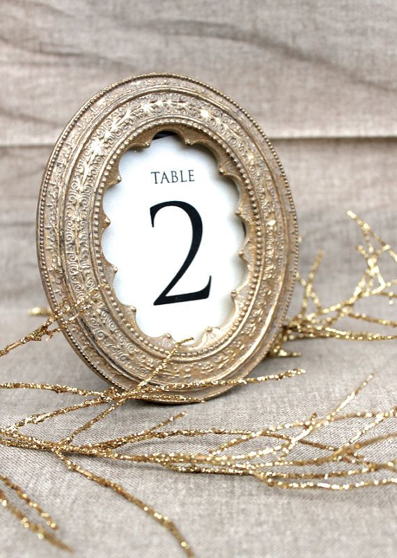 Cutomizeable Elegant Wedding Table numbers Laura McKittrick, The Greenwich Girl, tells all on TheGreenwichGirl.com