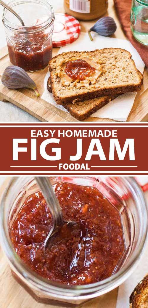 Easy Homemade Fig Jam