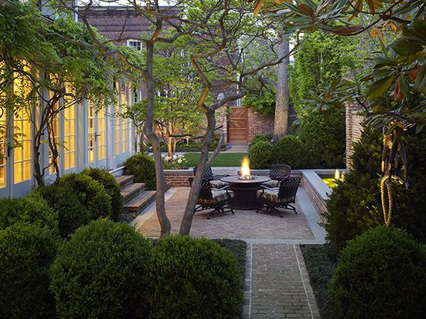 22 best images about courtyard on pinterest gardens for Florida landscape design