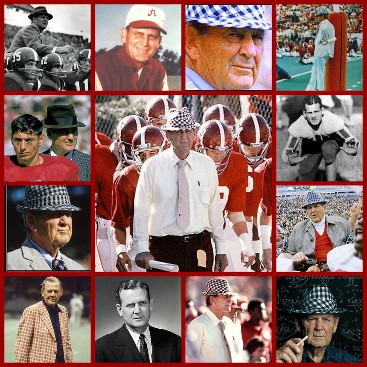 Happy Birthday to Coach Bryant on September 11!