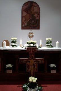 Szilveszter Barát Blogja: Emlékeztető a Szentségimádási napunkra