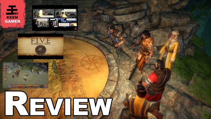 Five Guardians of David Review