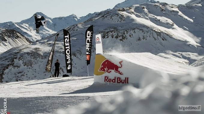 Livigno Mottolino for the World Rookie Fest
