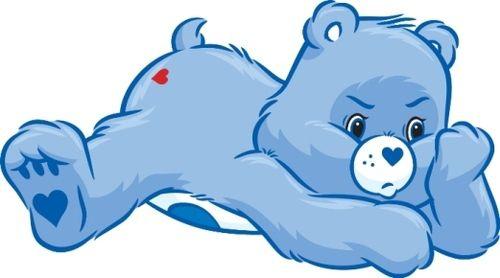 Grumpy Care Bear Classic grumpy care bears
