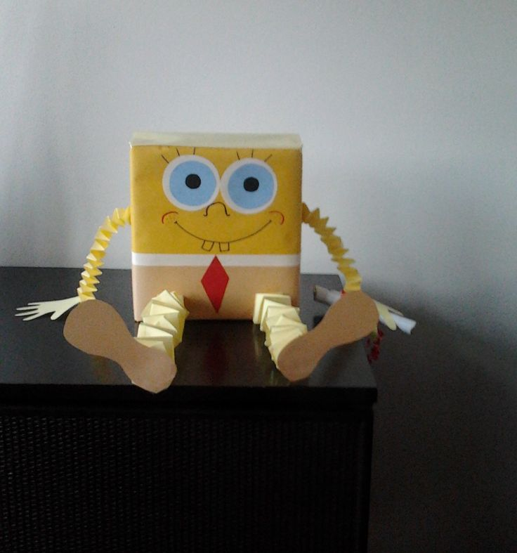 Surprise Sponge Bob