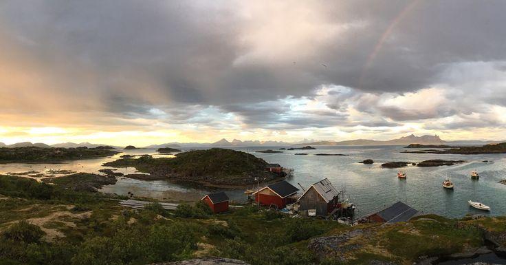 Offersøy Feriesenter, Norway
