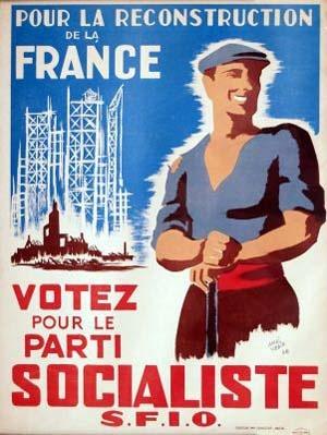 To Rebuild France... 1946.