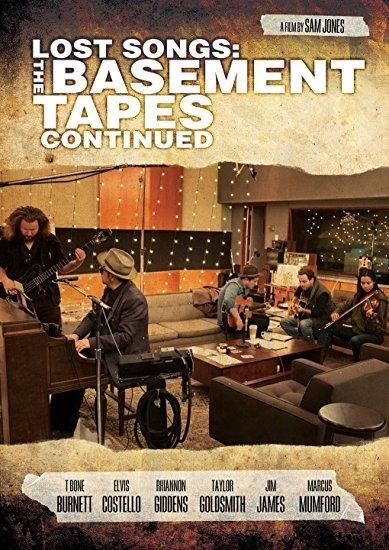 Various - Lost Songs: The Basement Tapes Continued