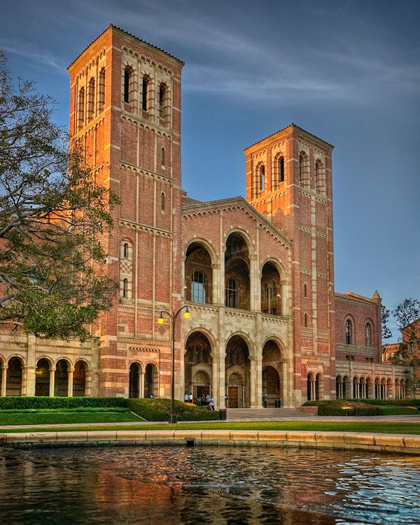 Royce Hall, UCLA.  Saw The Tubes there, and I played on stage with Frank Sinatra there - wish there were pictures of that!  In the Jazz Ensemble, we also played with Kenny Burrell, Bill Watrous, Freddie Hubbard and Akiyoshi/Tabackin in my years there.