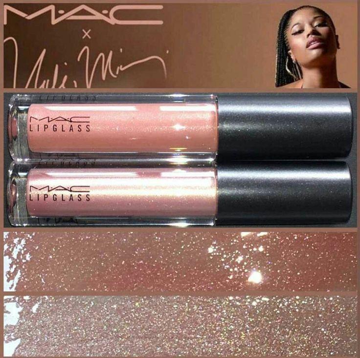 Under The Sheets Rose Gold Chiarissimo Mac Lipglass Mac Makeup Mac Makeup Looks