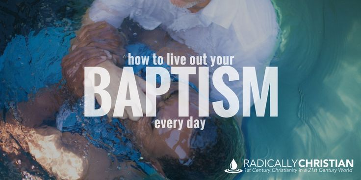 The apostle Paul wrote quite a bit about baptism in his letters, but his letters weren't written to non-Christians needing to be persuaded to be baptized. His letters were written to Christia…