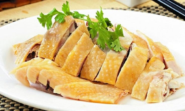 simple Chinese steam chicken recipe