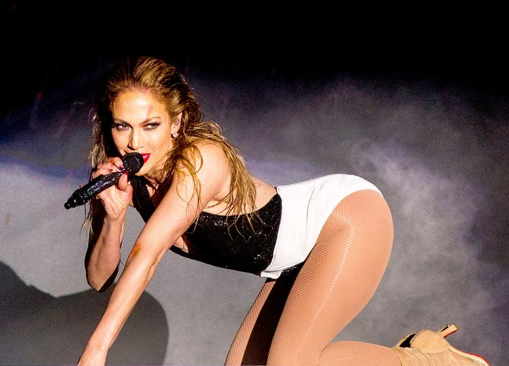 Jennifer Lopez was trending on Twitter for being 45-years-old and hotter than the rest of us following her American Music Awards performance -- read the funny tweets here