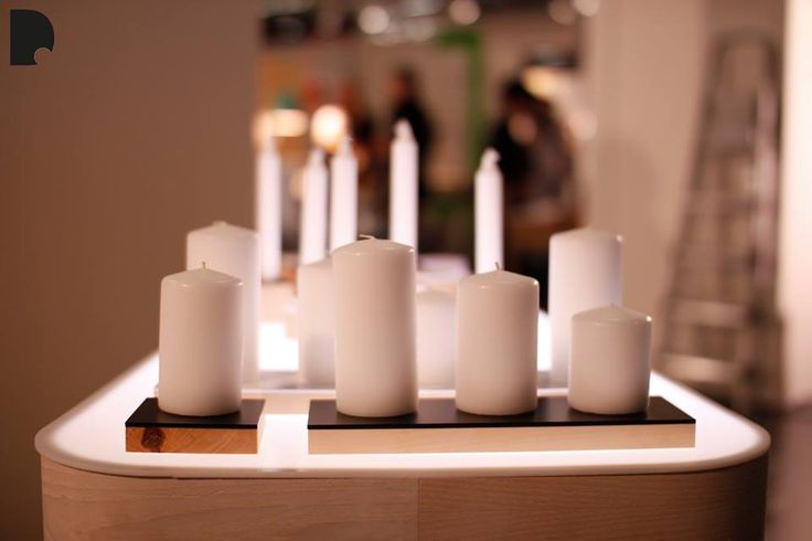 Domino. Pillar candle holders. www.dsgnsguare.com/domino www.facebook.com/designdomino