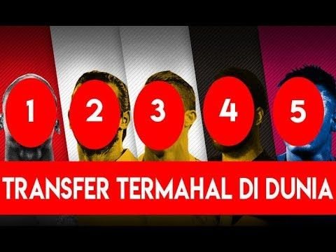 WOW! DAFTAR 9 PEMAIN SEPAK BOLA TRANSFER TERMAHAL DI DUNIA - FOUNDER GTC