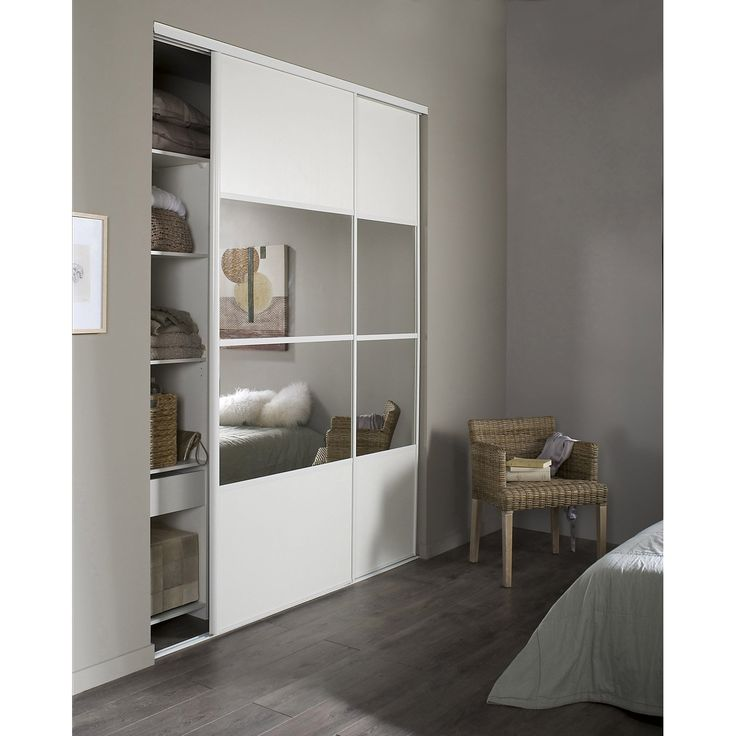 les 25 meilleures id es de la cat gorie armoire porte coulissante miroir sur pinterest. Black Bedroom Furniture Sets. Home Design Ideas