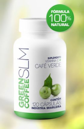Green Coffee Slim: Green Coffee Slim Revisão