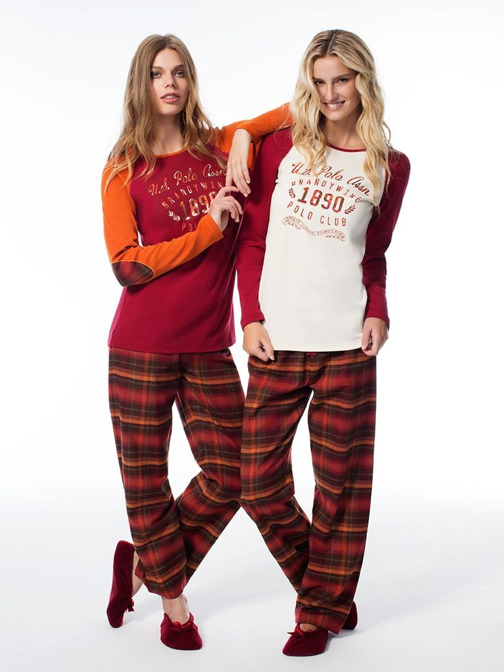 US Polo 15529 Bayan Pijama Takım   Mark-ha.com #markhacom #pijama #fashion #newseason #moda #trend #yenisezon #uspolo