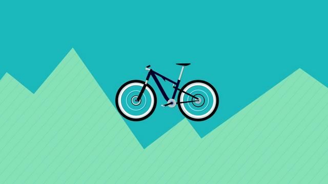 *VELO, Beautiful Animation Brings Bicycles to Life With Simple Shapes - http://vimeo.com/45815314