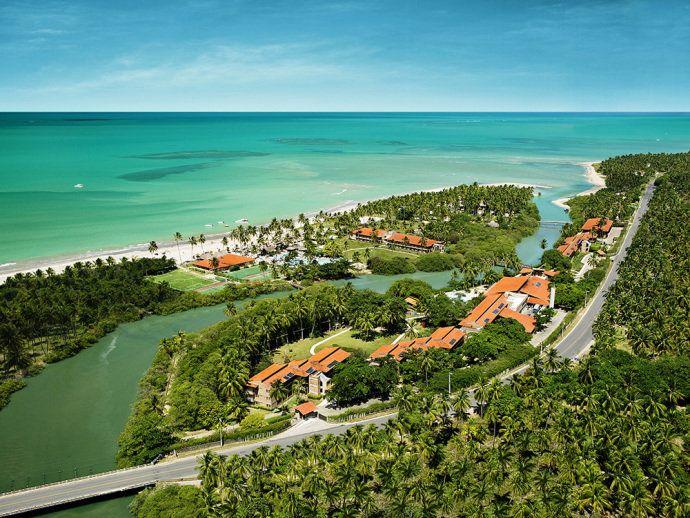 Salinas do Maragogi All Inclusive Resort, Alagoas