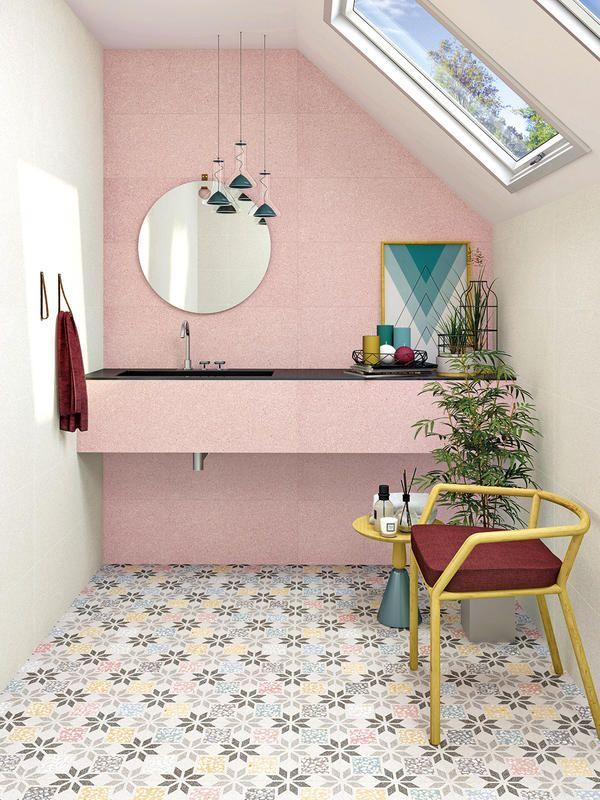 Die besten 25+ Rosa fliesen Ideen auf Pinterest marokkanische - grandiose und romantische interieur design ideen