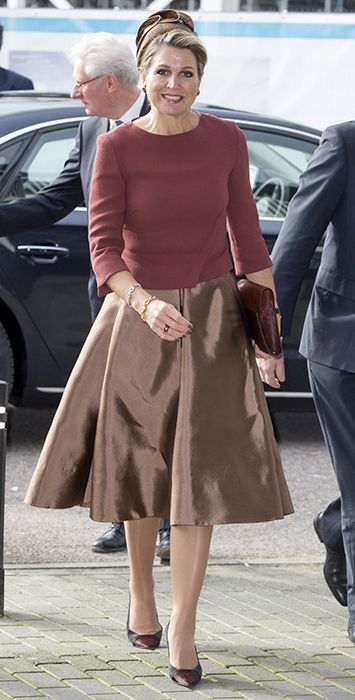 Royal style of the week including: Princess Madeleine of Sweden, Queen Letizia of Spain and the Countess of Wessex