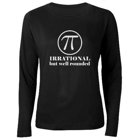 I don't think my Elementary students will know what pi is... but I'm such a math nerd that I find this Pi Day shirt humorous.