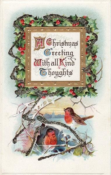 Postcard ~Christmas