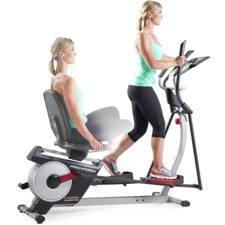 11 best ellipticals images on pinterest elliptical machines free shipping buy proform hybrid trainer pro elliptical and recumbent bike at walmart fandeluxe Choice Image
