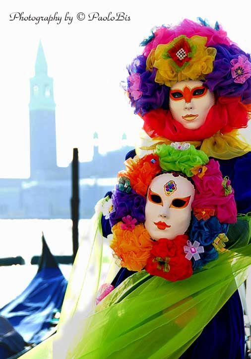 #Paolobis  #Venice #Carnival  #Mask  #Venezia #Carnevale  #Flickr #flowers #spring