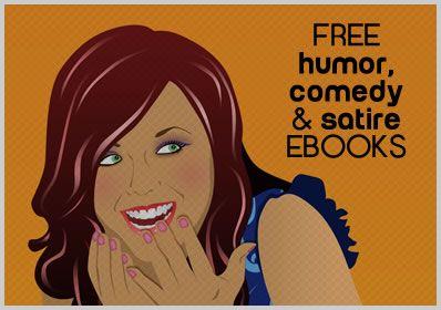 ebooks humor comedy satire