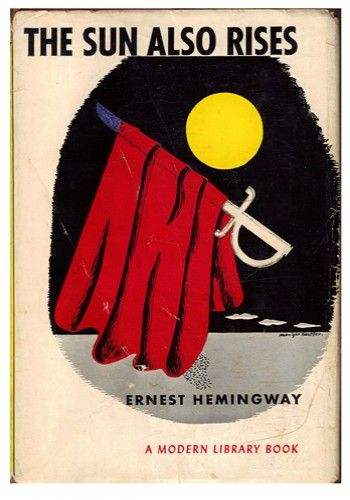the theme of love in the sun also rises by ernest hemingway Ernest hemingway's the sun also rises (1926) has been considered the essential prose of the lost generation its theme of alienation and detachment reflected the.